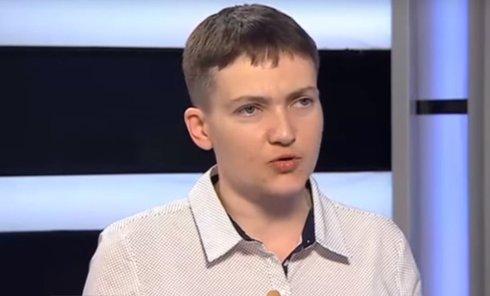 Савченко ответила на угрозы Захарченко. Видео