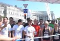 Пробег под каштанами 2016 в Киеве. Видео