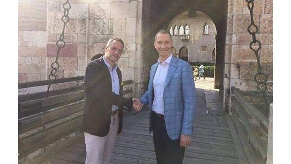 Ложкин в Вероне обсудил возвращение картин великих мастеров