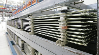 Тепловыделяющие элементы (ТВЭЛ), использующиеся на атомных электростанциях