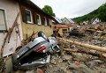 Масштабное наводнение в Германии