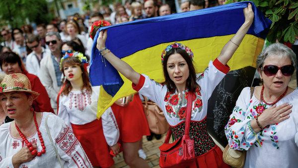 Население Украины уменьшилось на150 тыс. человек