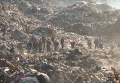 Поисковые работы на мусорной свалке под Львовом