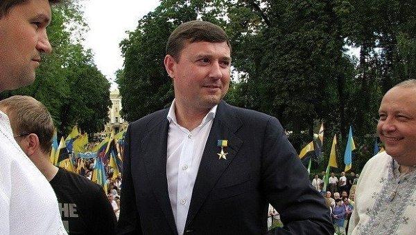 Экс-глава Укрспецэкспорта Сергей Бондарчук. Архивное фото