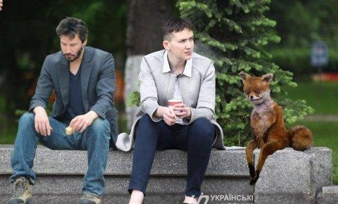 Картинки по запросу савченко грустная