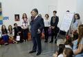 Петр Порошенко на встрече с лидерами студенческого самоуправления