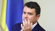 Директор Национального антикоррупционного бюро (НАБУ) Артем Сытник. Архивное фото