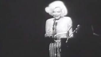 Happy Birthday, Mr. President, или Самое яркое выступление Мэрилин Монро. Видео