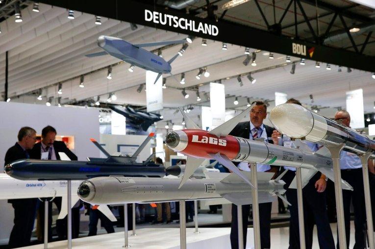 ILA Berlin Airshow 2016