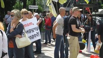 Кредитный майдан требует не принимать законопроекты о введении института частных исполнителей