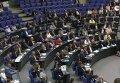 Бундестаг признал геноцид армян: кадры голосования и реакция берлинцев. Видео