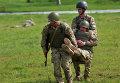 Военные учения ВСУ. Архивное фото