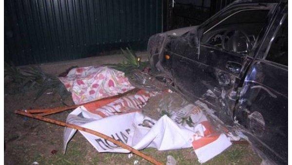 Водителя, сбившего насмерть двух детей вВасилькове, приговорили к10 годам тюрьмы