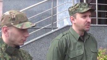Бойцы Нацполиции массово пишут заявления об увольнении из-за ЛГБТ-марша
