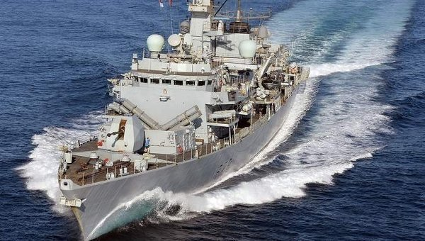 Корабль ВВС Великобритании
