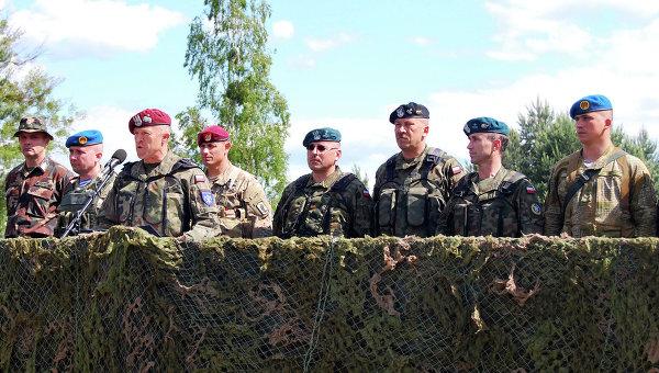 В Польше начались крупнейшие учения НАТО Anaconda. Архивное фото