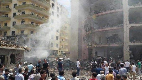 Взрыв вСтамбуле: террорист наблюдал запроисходящим издалека