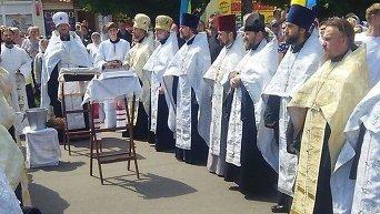 Крестный ход УПЦ в Черниговской области