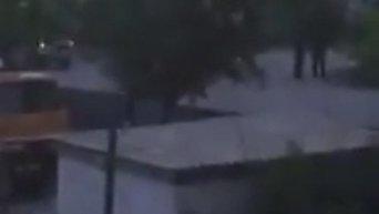 Кадры атитероростической операции в Актобе