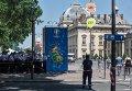 Усиление мер безопасности в Париже перед ЧЕ по футболу