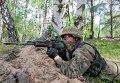 Контратака украинских десантников на учениях НАТО в Польше