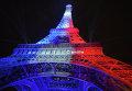 Французы праздную победу свое сборной на EURO-2016