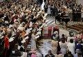 Благодарственный молебен в честь королевы Елизаветы ІІ