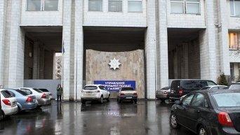 Управление патрульной полиции в Киеве