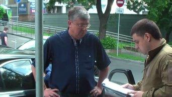 Генпрокуратура показала задержание Александра Сухомлина