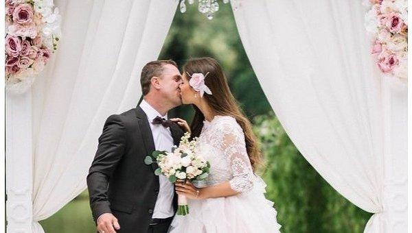 Свадьба Сергея Реброва