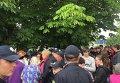 Митинг в Одессе против переименования проспекта Жукова