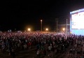 EURO-2106: ликование россиян и беспорядки в Марселе. Видео