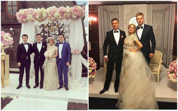 Свадьба сына Гелетея