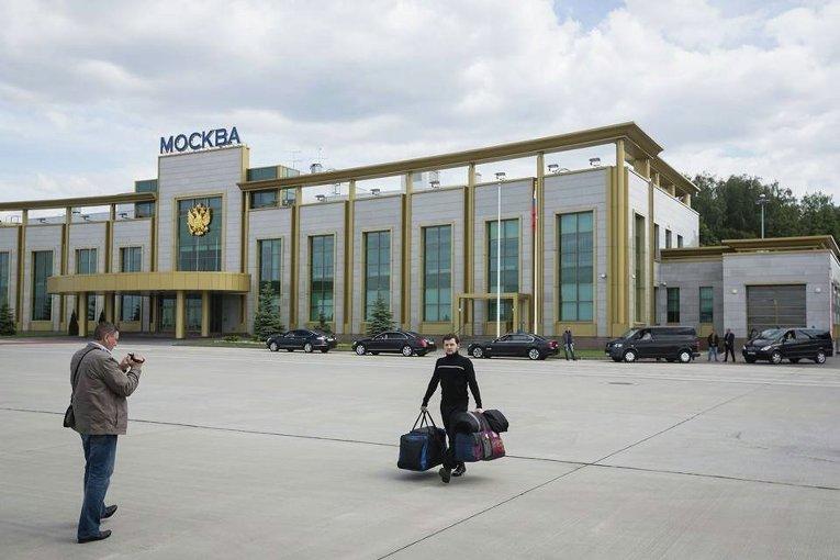 Геннадий Афанасьев в Москве