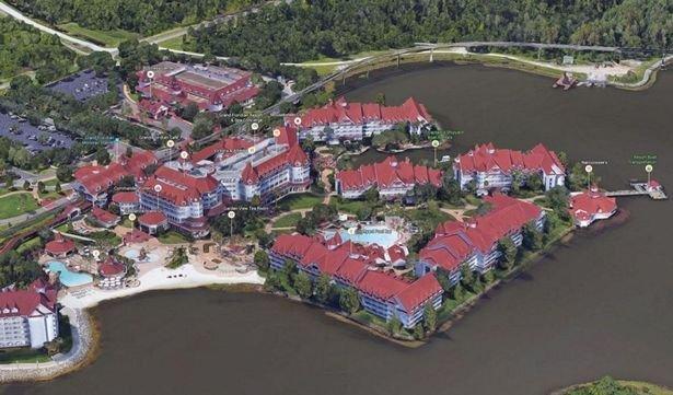 Disneys Grand Floridian Resort And Spa  RoomReservationcom