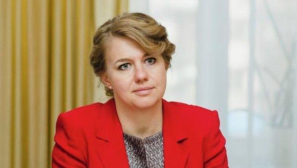 Заместитель министра аграрной политики и продовольствия Украины по вопросам Евроинтеграции Владислава Рутицкая.