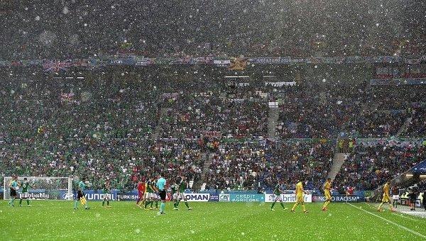 Украина проиграла Северной Ирландии 0:2 наЕвро