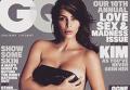 Ким Кардашьян снялась обнаженной для обложки мужского журнала GQ
