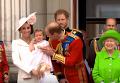 Кадры с принцессой Шарлоттой покорили соцсети