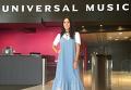 Джамала на музыкальной студии Universal Music Group