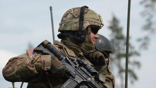 Учения НАТО Saber Strike в Эстонии. Архивное фото