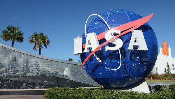 Знак Национального управления по воздухоплаванию и исследованию космического пространства (NASA)