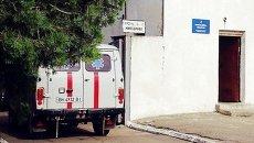 Автомобиль скорой помощи в Измаиле. Архивное фото