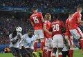 Чемпионат Европы - 2016. Матч Швейцария - Франции