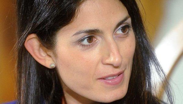Итальянский политик Вирджиния Раджи
