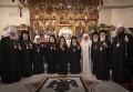 Предстоятели автокефальных православных церквей на открытии собора на Крите