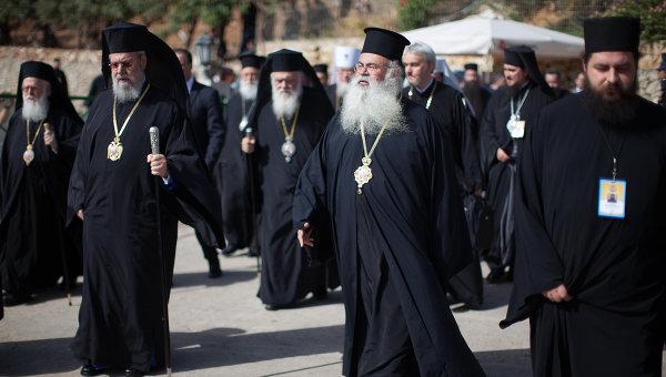 Всеправославный собор на Крите