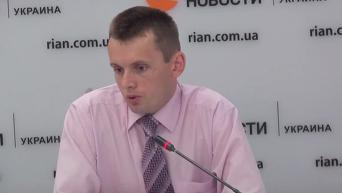 Бортник: безвизовый режим с ЕС - афера века от украинских политиков. Видео