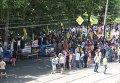 Антитрухановский митинг в Одессе