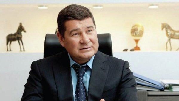 Олег Ляшко: народный депутат  Александр Онищенко убежал  в столицуРФ